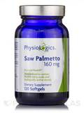 Saw Palmetto 160 mg 120 Softgels