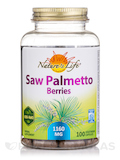Saw Palmetto Berries - 100 Vegetarian Capsules