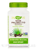 Saw Palmetto Berries 180 Capsules