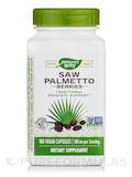 Saw Palmetto Berries 585 mg - 180 Vegan Capsules