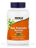 Saw Palmetto Berries 550 mg 100 Capsules