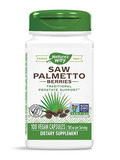 Saw Palmetto Berries 585 mg 100 Capsules