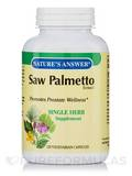 Saw Palmetto Extract - 120 Vegetarian Capsules