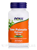 Saw Palmetto Extract 160 mg 120 Softgels