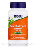 Saw Palmetto Extract 320 mg 90 Vegetarian Softgels