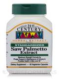 Saw Palmetto Extract 60 Vegetarian Capsules