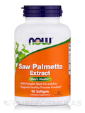 Saw Palmetto Extract - 90 Softgels