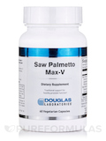 Saw Palmetto Max-V 60 Vegetarian Capsules