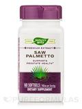Saw Palmetto Standardized 60 Softgels