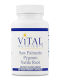 Saw Palmetto/Pygeum/Nettle Root - 60 Capsules