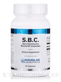 S.B.C. Saccharomyces Boulardii - 50 Capsules