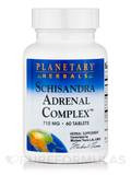 Schisandra Adrenal Complex 710 mg 60 Tablets