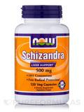 Schizandra Concentrate 500 mg 120 Vegetarian Capsules