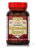 Schizandra Extract 500 mg - 60 Capsules