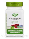 Schizandra Fruit 580 mg - 100 Capsules