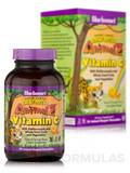 Super Earth® Rainforest Animalz® Vitamin C, Orange Flavor - 90 Animal-Shaped Chewables