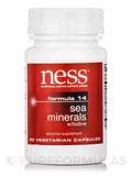 Sea Minerals with Iodine (Formula 14) 90 Capsules
