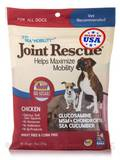 Sea Mobility Joint Rescue with MSM/Gluc/Sea Cucumber - Chicken Jerky - 9 oz (255 Grams)