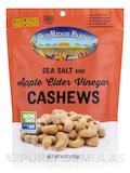 Sea Salt and Apple Cider Vinegar Cashews - 6 oz (170 Grams)