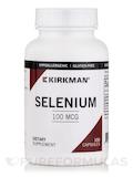 Selenium 100 mcg -Hypoallergenic- 100 Capsules