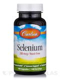 Selenium 200 mcg - 180 Capsules