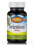 Selenium 200 mcg - 60 Capsules