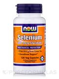 Selenium 200 mcg with EGCG Green Tea 120 Vegetarian Capsules
