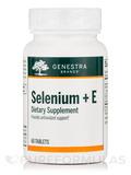 Selenium + E - 60 Tablets