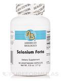 Selenium Forte 200 mcg - 90 Tablets