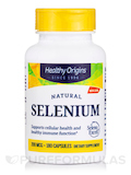 Seleno Excell Selenium (No Fillers) 200 mcg - 180 Capsules