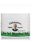 Sen Sei Menthol Rub 2 fl. oz