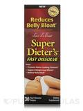 Super Dieter's Fast Dissolve (Senna Leaf Extract) 30 Tablets