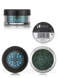 Sensuous Mineral Eyeshadow Loose - Desire (Dark Green) - 0.05 oz (1.5 Grams)