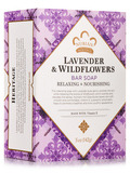Lavender & Wildflowers Bar Soap - 5 oz (142 Grams)
