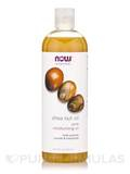 NOW® Solutions - Shea Nut Oil - 16 fl. oz (473 ml)