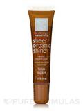 Sheer Organic Shine - Topaz 0.5 fl. oz