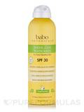 Sheer Zinc Sunscreen for Extra Sensitive Skin, SPF 30, Fragrance Free Spray - 6 fl. oz (177 ml)