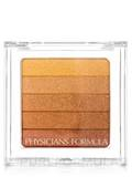 Shimmer Strips Custom Bronzer, Blush & Eye Shadow, Vegas Strip/Light Bronzer - 0.3 oz (8.5 Grams)