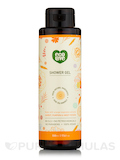 Shower Gel - Carrot, Pumpkin & Sweet Potato (Orange Vegetable Extracts) - 17.6 fl. oz (500 ml)