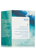 Shower Sheets, Large Body Wipes - Neem, Peppermint and Citrus - Box of 12 Single Packets