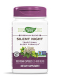 Silent Night with Valerian 440 mg 100 Capsules