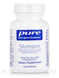 Silymarin (Milk Thistle Extract) 120 Capsules
