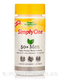 Simply One® 50+ Men Multivitamins - 30 Tablets