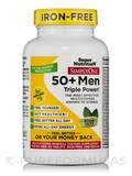 Simply One® 50+ Men (Iron-Free) - 90 Tablets