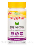 Simply One® 50+ Women (Iron-Free) - 90 Tablets