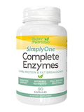 Simply One® Complete Enzymes - 90 Capsules