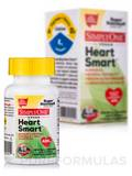 Simply One® Heart Smart™ Vegan, Wild Berry Chewables with D-Ribose - 60 Tablets
