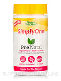 Simply One® PreNatal Multivitamins - 90 Tablets