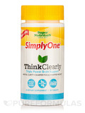 Simply One® Think Clearly - 30 Tablets