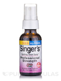 Singer's Saving Grace® Alcohol Free Professional Strength - 1 fl. oz (29.5 ml)
